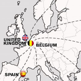 Instant Upright New European Depots