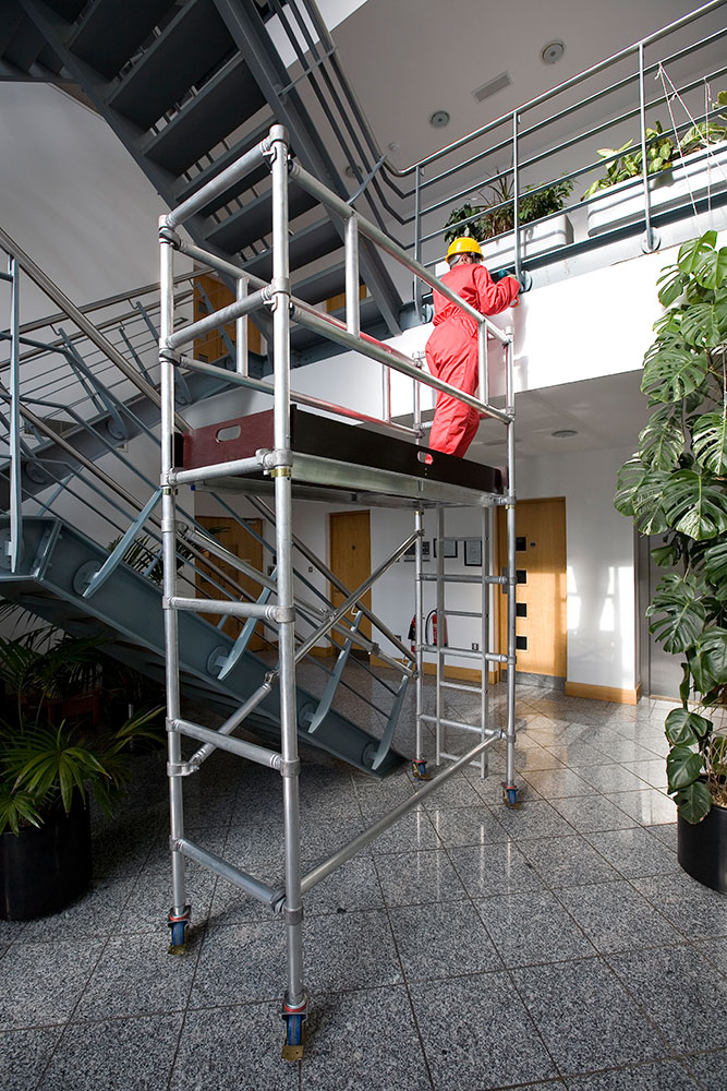 Working At Height Solutions Instant Upright