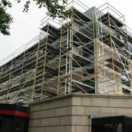 Access Solutions, Towers, Scaffolding Projects - Instant Upright