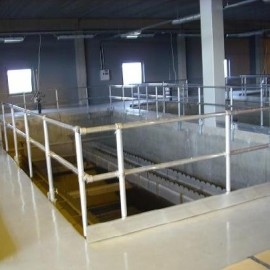 Water Pre-Processing Plant