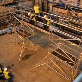 Instant UpRight PASMA Towers for Riggers course UK and Ireland