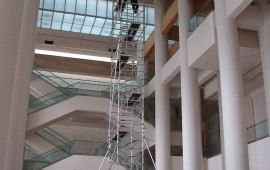Scaffold Design and Bespoke Access Systems