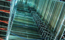 Bespoke Scaffoding Systems Energy Industry